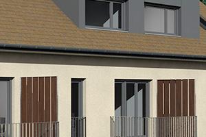 Sozialer Wohnungsbau Steißlingen
